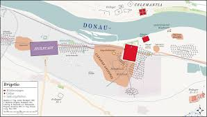 Marcus Amphitheater Map Limes Pannonicus Wikiwand