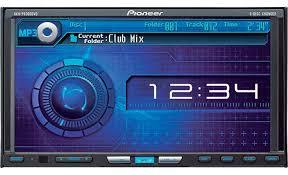 pioneer avh p6000dvd 6 disc dvd receiver at crutchfield com