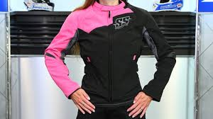pink motorcycle jacket speed and strength women u0027s back lash textile jacket motorcycle
