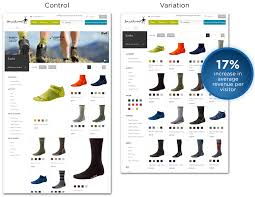 case study sample report 13 e commerce conversion optimization case studies optimizely blog sample of ecommerce a b test from smartwool