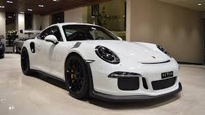 911 Gt3 Msrp Porsche 911 Gt3 Rs Finds Home In India News Youtube