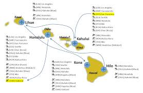 Kahului Airport Map Nordamerika Und Hawaii U2013 Ows World Tour