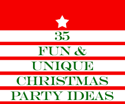 35 fun christmas party ideas u0026 themes