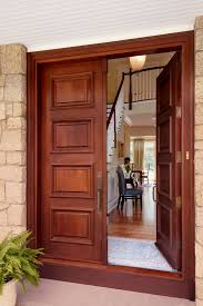 Traditional Exterior Doors Front Doors Traditional With Tongue And Groove Ceiling