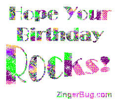 Facebook Meme Codes - click to get the codes for this image hope your birthday rocks