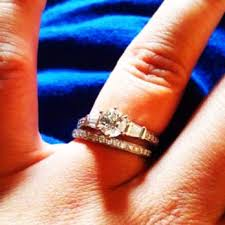 wedding band that will go with my east west oval e ring m r t jewelers 28 photos 17 reviews jewelry 927 warren