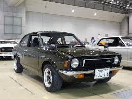 toyota car garage toyota te27 levin classic jap sportscars pinterest toyota