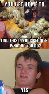 Funny Memes About Weed - yes yes of course