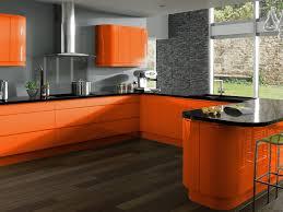 kitchen refrigerator cabinets kitchen orange kitchen appliances and 5 contemporary kitchen