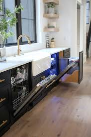 where to put glasses in kitchen without cabinets the forest modern kitchen q a the house of silver lining