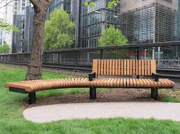 Curved Outdoor Benches Railroad Loop Straight U0026 Curved Outdoor Benches U0026 Seats