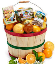 florida gift baskets fresh florida fruit gift baskets