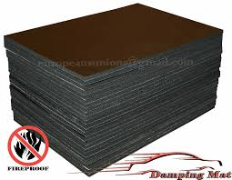 Soundproofing Pictures by 24 Sheets Car Sound Proofing Deadening Insulation Pads Absorber