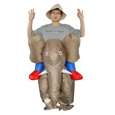 mardi gras costumes men aliexpress buy adults elephant costumes animal