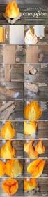 felt craft campfire lia griffith