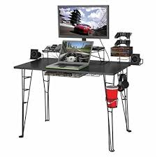 Corner Gaming Computer Desk by 11 Best Gaming Desk Reviews Of 2017 Hotrate Gaming