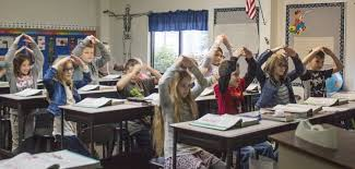 Standing Desks For Students Cedar Crest Elementary Students Get Standing Desks