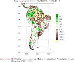 south america map rainforest south america drought robertscribbler