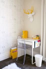 Small Kid Desk 15 Functional Desk Ideas House Design And Decor Yellow