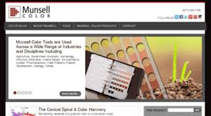 welcome to munsell com munsell color system color matching from