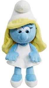 amazon smurfs lost village smurfette talking feature