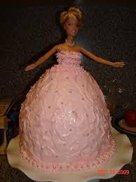 crafty escape barbie doll birthday cake
