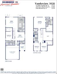Centex Home Floor Plans by Dr Horton Vanderview Floor Plan Via Www Nmhometeam Com Dr Horton