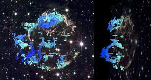 Space Debris Map Researchers Construct 3 D Map Of Cassiopeia A Ars Technica