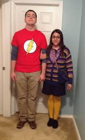 20 best diy couples halloween costumes that can be worn in front