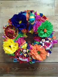 texas fiesta wreath mexican fiesta wreath mexican