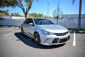toyota camry new 2017 toyota camry se xsp 4dr car in jacksonville 73338