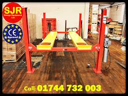 class 7 mot bay dimensions mot lifts sjr garage equipment