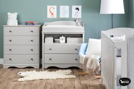 South Shore Andover Changing Table South Shore Changing Table With Drawers Finishes