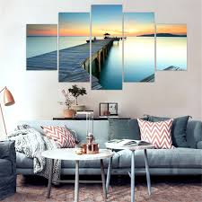 online buy wholesale sunset canvas art from china sunset canvas