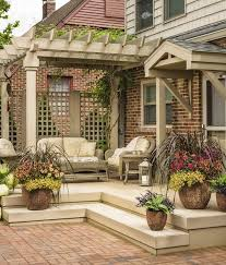 Good Looking Easy Patio Design Ideas Patio Design 56 by Best 25 Cozy Backyard Ideas On Pinterest Small Garden Design At