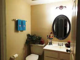 oval pivot mirrors for bathroom vanity decoration