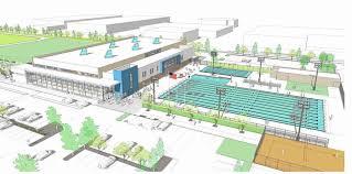 el segundo approves design for 10 million u0027crown jewel u0027 swimming