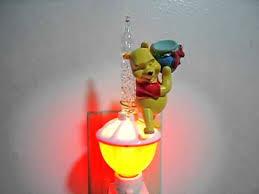 winnie the pooh glitter light