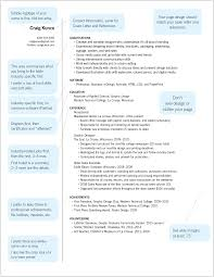 Resume Examples Graphic Designer by Designing A Resume Infographic Resume Samples