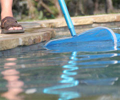 pool cleaning tips inground pool cleaning