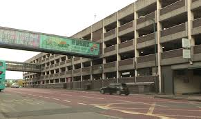 Car Park by Two Nottingham Car Parks To Open While Broadmarsh Site Is