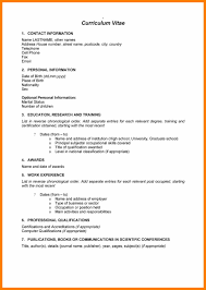 scientific resume examples 10 cv format 2017 south africa science resume cv format 2017 south africa easy curriculum vitae format template example 2017 jpg