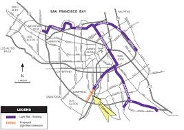 vasona light rail extension project
