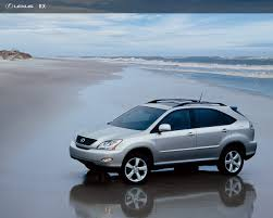 lexus crossover 2007 2007 lexus rx 350 information and photos momentcar