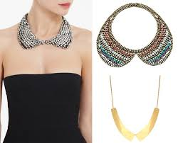 collar necklace fashion images Trending in fashion the peter pan collar jpg
