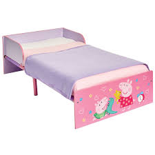 peppa pig toddler bed2