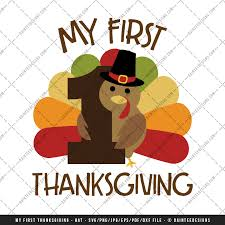 my 1st thanksgiving my thanksgiving hat svg dxf eps digital cutting file
