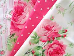 Shabby Chic Quilting Fabric by 200 Best Shabby Chic Fabric Images On Pinterest Shabby Chic