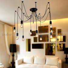 classy edison chandelier for luxury home interior designing with