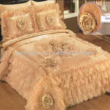 Wedding Comforter Sets Handwork Patchwork Luxcury Jade Wedding Bedding Set Turkey And